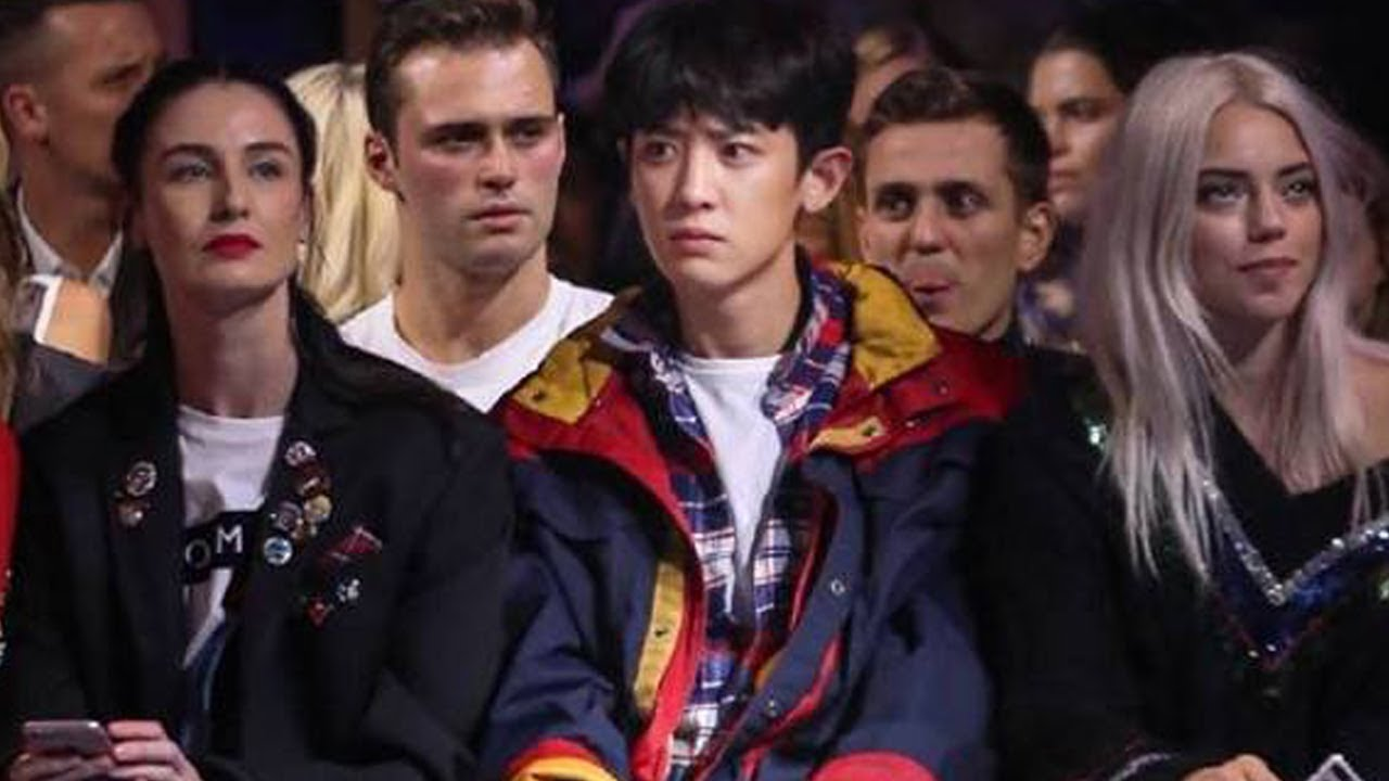 London Fashion Week  Chanyeol