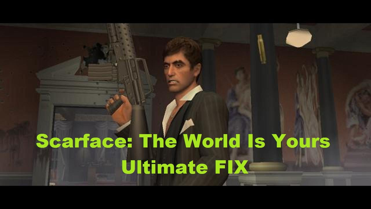 Descargar Scarface: The World is Yours [PC] [Español ...