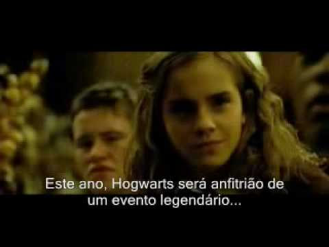 Trailer do filme Harry Potter e o Cálice de Fogo