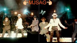 Michael Jackson - Smooth Criminal Los Angeles 1989 [NEW AUDIO SNIPPETS] Bad World Tour