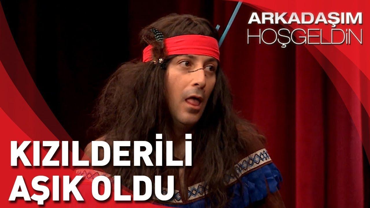 Arkadaşım Hoşgeldin en Komik Sahnesi Belli Oldu / Hemen izle