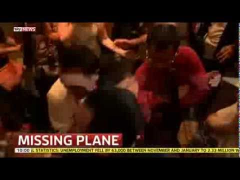 MH370 News Conference Chaos (3/3)