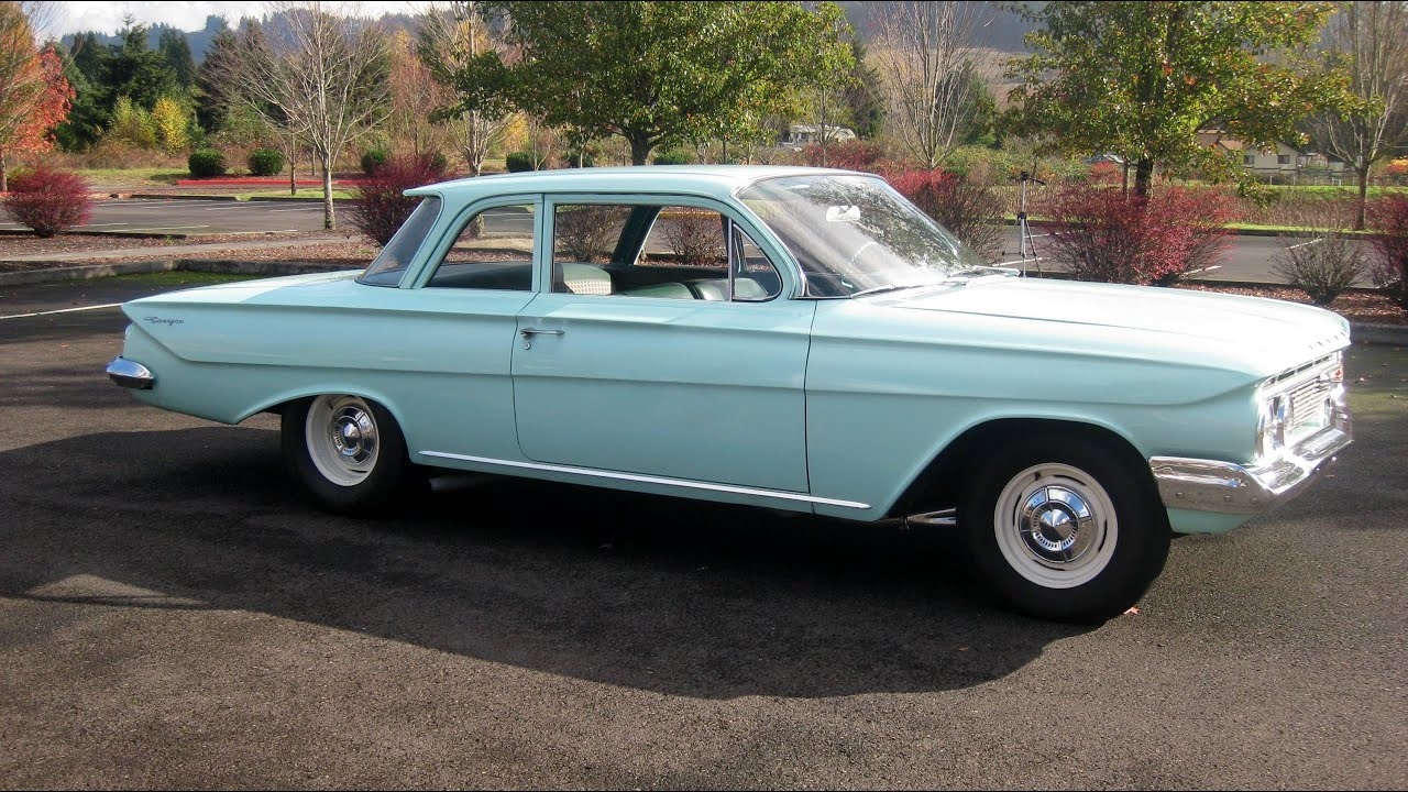 1961 Chevy Biscayne    26 000   YouTube