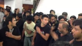 Hai alamdar by Raza Abedi president anjuman alabbas