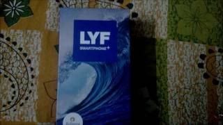 LYF F1S Unboxing