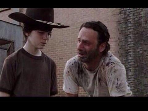 Rick e Carl (gli alberi)