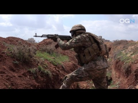 OGN - Russian force of Muslims in Syria