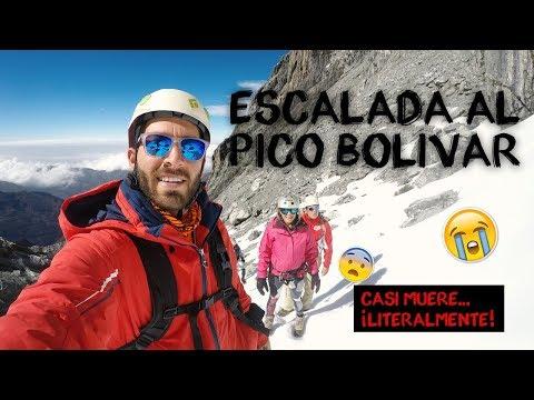 CASI MUERE ☠Deya escalando el PICO BOLÍVAR Merida 🏔 Venezuela 2019 (storytelling)