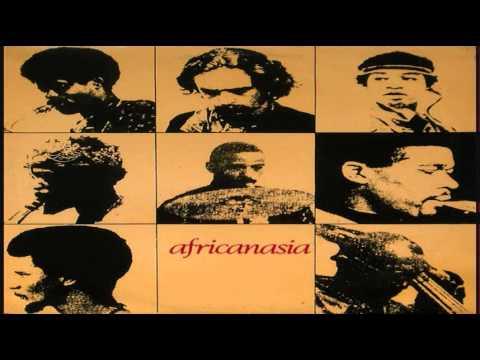 Claude Delcloo & Arthur Jones -- Africanasia Pt 1 & 2 1969