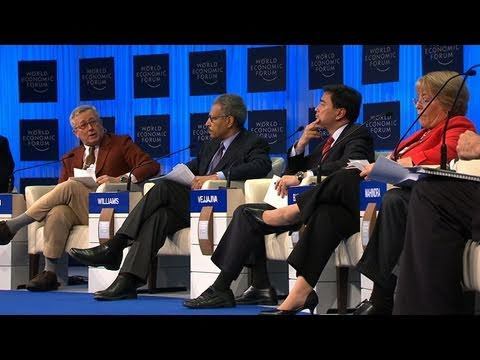 Davos Annual Meeting 2011 - A Social Contract for the 21st Century