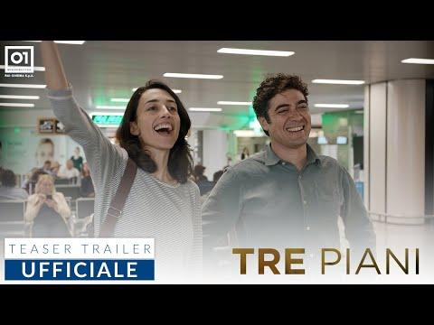 TRE PIANI (2021) di Nanni Moretti - Teaser Trailer