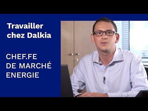 Chef de Marché Energie - Aurélien BARBIER (Siège)