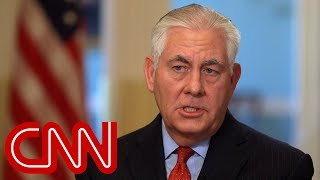 Tillerson: I've never questioned Trump's mental fitness