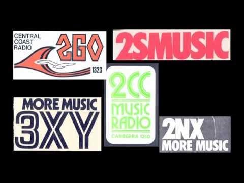 Aust radio news themes #1