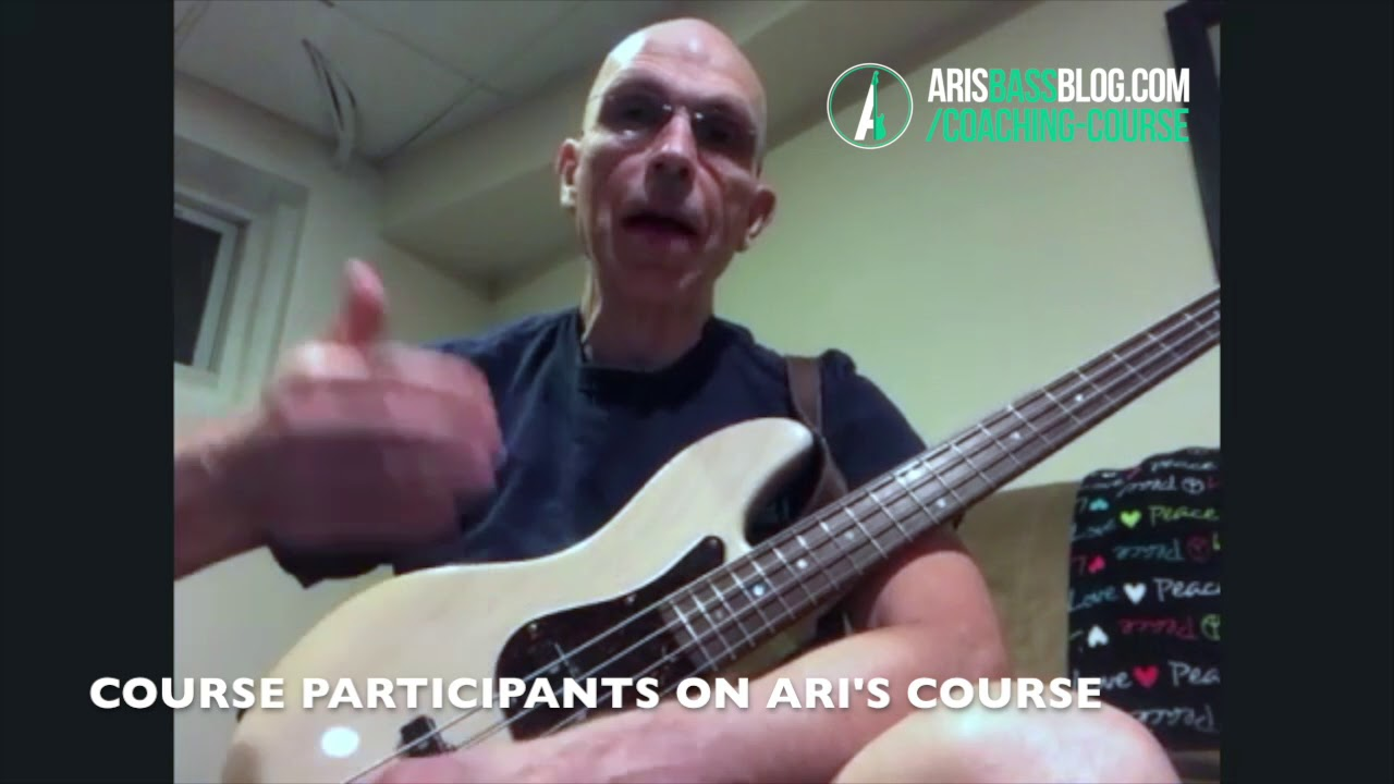Music Theory for the Bass Player - The Course | Ari's Bass Blog