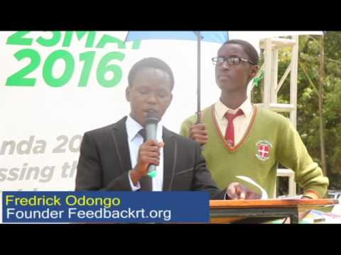 Africa Day 2016 celebration in Uganda Hosted by Vienna College Namugongo