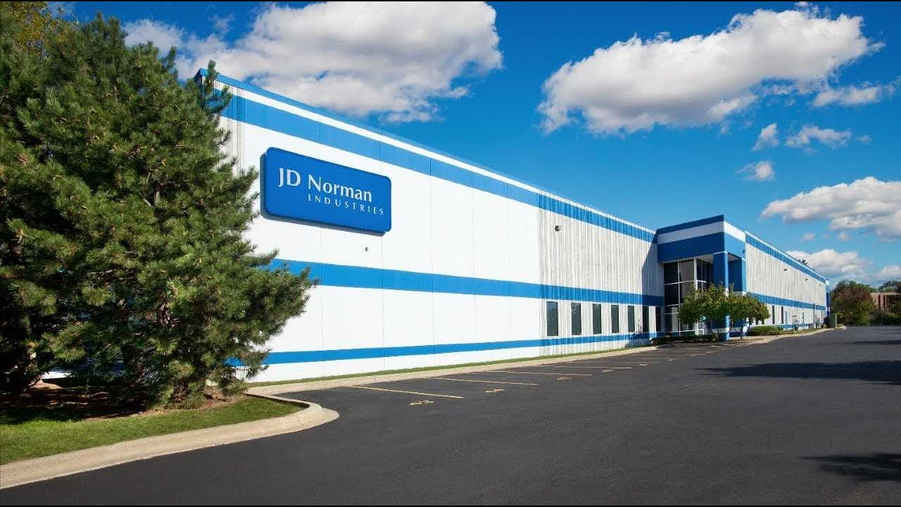 Manufacturer of Metal Components | JD Norman Industries