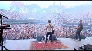 Bastian Baker - We'll Follow you (Live @ Rock Oz'Arènes 2012)