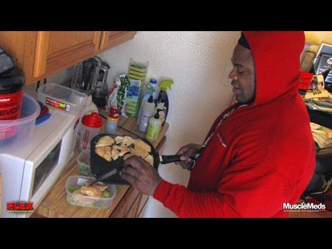 """""""kai-greene:-a-day-in-the-life""""-part-1/3"""