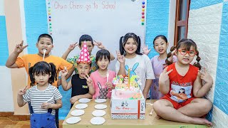 Kids Go To School   Chuns Holidays With Birthday Cakes And Meaningful Gifts For Friends 2