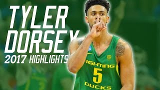 Tyler Dorsey 2017 Oregon Ducks Highlightsᴴᴰ