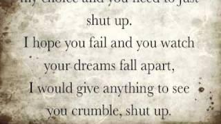 """""""Dreamer"""" Texas in July Lyrics"""