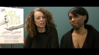 LUCK OF THE IRISH: An interview with Rebecca Taichman and Kirsten Greenidge