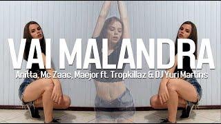 Baixar Anitta, Mc Zaac, Maejor ft. Tropkillaz & DJ Yuri Martins - Vai Malandra (coreografia)| Viviane Costa