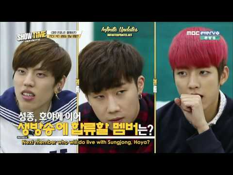 [ENG-SUB] 160218 MBC INFINITE Showtime Ep. 11 (FULL)