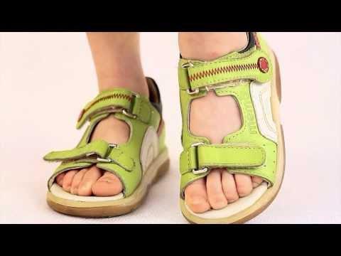 Детская ортопедическая обувь Memo - Ортокомфорт