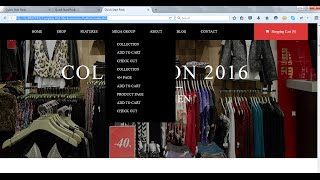 professional drop down menu use css3 transition and transform