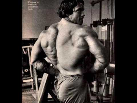 "Arnold Schwarzenegger, ""The Austrian Oak"""