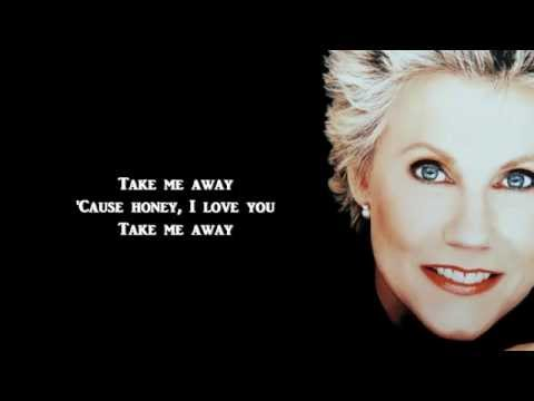 Anne Murray + You're A Part Of Me +  Lyrics / HD