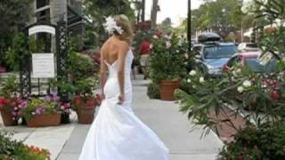 Ecochiccouture Organic gowns by Gwendolyn Gleason Couture 2010/2011