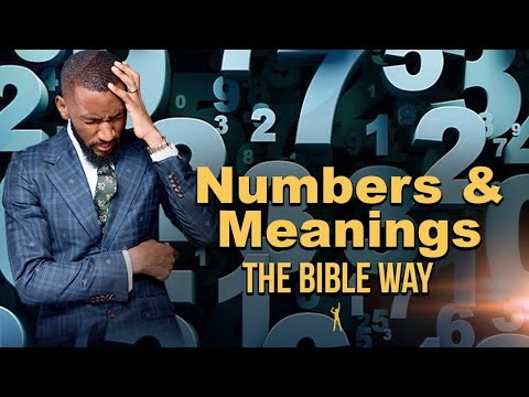 Numbers & Meaning's The Bible Way!! || Prophet Passion Java from YouTube · Duration:  24 minutes 15 seconds