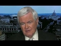 Gingrich: President Trump is in a 'real war' with media