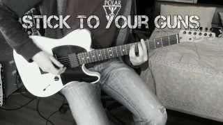Stick To Your Guns - Left You Behind (Guitar Cover)
