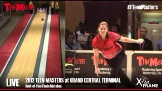2012 Teen Masters Bowling Blooper