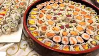Rickshaw House Sushi-Live event-Purim
