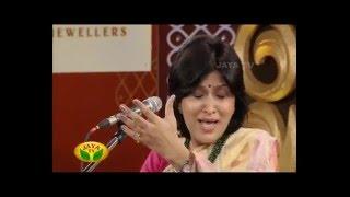 Margazhi Utsavam - Episode 42 Priya Sisters On Friday,08/01/2016