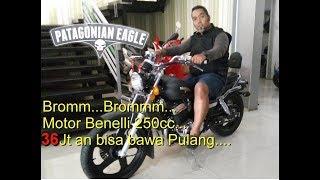 Edan Maknyosss Benelli Patagonian Eagle 250cc 2silinder thumbnail