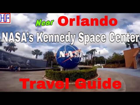 Near Orlando | NASA's Kennedy Space Center, Titusville, FL | Travel Guide | Episode# 17