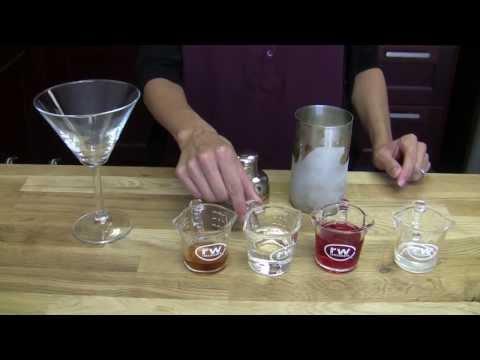 Recipe: Winter Kiss Martini