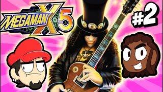 DESTRUINDO O GUNS N ROSES! - Mega Man X5 #02