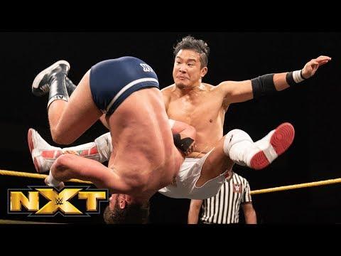 Kushida vs. Drew Gulak: WWE NXT, May 29, 2019