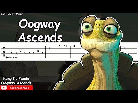 Kung Fu Panda - Oogway Ascends Guitar Tutorial