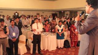 The Level 10 Game - Motivational Talk on Peak Performance by Rahul Kapoor