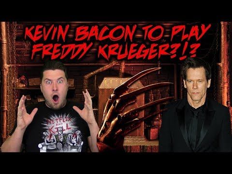 Robert Englund Wants Kevin Bacon to Play Freddy Krueger?!?