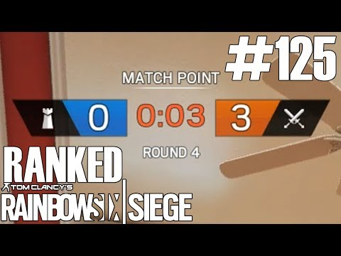Rainbow Six Siege: Ranked - The Greatest Comeback of All Time