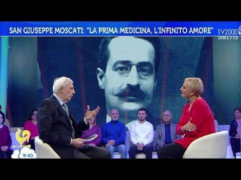 """San Giuseppe Moscati: """"La prima medicina, l'infinito amore"""""""